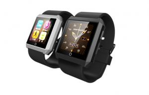 China Customized Vibration ARM7 360MHz Bluetooth Smart Wrist Watch With MIC on sale