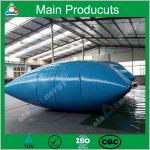 1m3 - 10m3 Pillow/ Onion/ Inflatable Type Water Storage Tank Soft Tarpaulin Water Tank