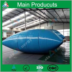 China 1m3 - 10m3 Pillow/ Onion/ Inflatable Type Water Storage Tank Soft Tarpaulin Water Tank on sale