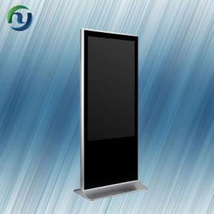 China Plancherde carte de 42 CF de pouce tenant l'affichage d'annonce d'affichage à cristaux liquides de wifi du Signage 3g de Digital on sale