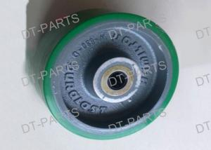 China Mechanical 280500120 XLc7000 and Z7 Cutter Parts Hamilton Caster Wheels W-880-D ISO2000 on sale