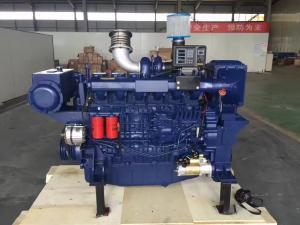 WEICHAI WP10 WP12 Series Marine Diesel Engine 350hp 400hp 450hp