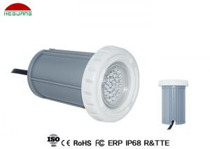 China 3W IP68 mini LED AC/DC 12V plastic material white color surface mount spa pool light on sale