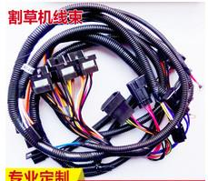 China OEM auto  ECU cable auto harness with waterproof automotive wire assembly on sale