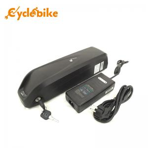China 48v11.6ah Hailong Lithium Ion e-Bike Battery Case 380x92x90mm on sale
