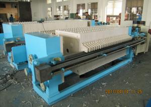 China Stainless 630mm Plate And Frame Filter Press In Waste Water Treatment on sale
