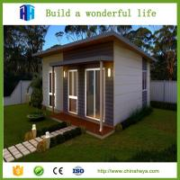 China cheapest modular bungalow comfortable prefabricated steel frame house Chinese manufacturers on sale