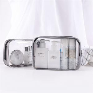 China High Reliability Clear Toiletry Cosmetic Bags High Temperature Resistance on sale