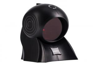 China Desktop Code Bar Omnidirectional Laser Scanner With USB / RS232 / PS2 Interface on sale