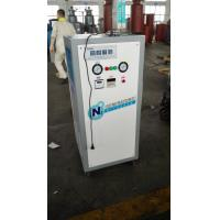 China White Small Mobile Nitrogen Gas Generator Filling System 0.1 Kw Easyily Operating on sale