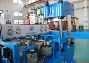China 63 kw Rubber Moulding Plate Vulcanizing Machine For Making Silicone Rubber Key Case on sale