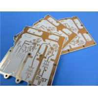 Hybrid PCB Mixed Material PCB Built on 20 Mil RO4350b Plus Fr-4 with Blind Via High frequency printed circuited board