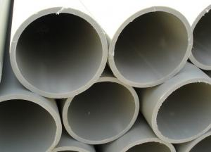 China PPH Pipe Grey DN125 on sale