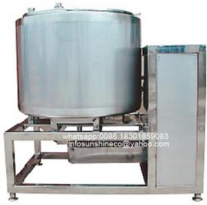 China High-speed Dissolving/Emulsifying Tank to dissolve and emulsify sugar, starch, salt and other ingredients on sale