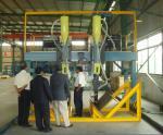 Feixe de aço mecânico da máquina de soldadura H do pórtico de aço inoxidável