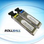 20km Transmission 1490NM DFB Laser, PIN Photodetector 1000BASE-BX SFP Transceiver Module