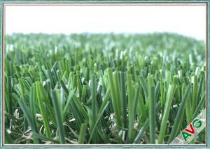Quality High Density Indoor Artificial Turf , Weather Resistant Landscaping Synthetic Grass for sale