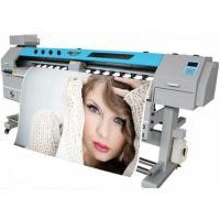 2018 Hot sale 1800mm Eco solvent printer inkjet printer for Flex