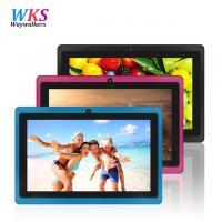 China China Factory 5 Colors 8GB Q88 7 inch Tablet PC Allwinner A33 Quad-Core 512MB/8GB 1024x600 Dual Camera WIFI 2500mAh WIFI on sale
