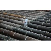 Cr - Mo alloy steel pipes ASTM A691 1Cr 3Cr 5Cr 9Cr Electric Fusion Weldding pipe
