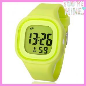 China Quartz mens geneva watch silicone jelly watches on sale