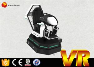 China Car Racing 9D Simulator Amazing Virtual Reality Interactive Driving Game Machine on sale