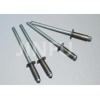 Motorcycle Titanium Pop Rivets With Zinc Plated / Nickel Plated Surface