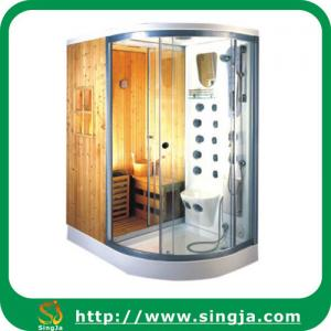 China Luxury & Function steam shower room(SSR-01) on sale