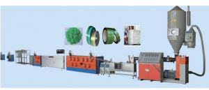 China PP PET Strapping Band Machine, PET Packing Belt Strap Band Production Line on sale