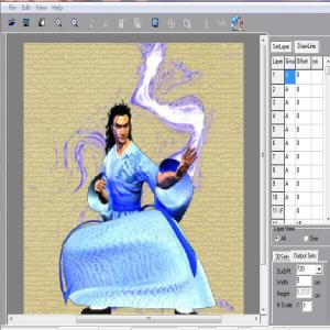 China PLASTICLENTICULAR PSDTO3D lenticular software certificate of copyright 3d motion design software on sale