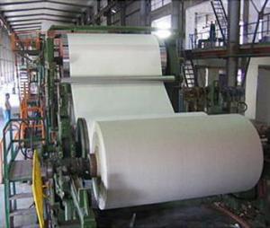 China 1092mm Cultural (A4 paper) Paper Making Machine on sale