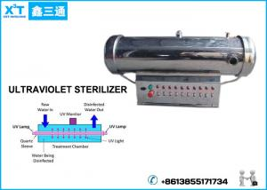 China Efficient Safest  Low Cost Ultraviolet UV Sterilizer for Pure Water | Drinking Water Treatment on sale