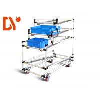 China Decorative Pipe Racking System Anti Corrosion Cold Pressing / Rolling on sale