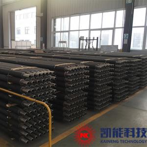 China Fin Tube Boiler Spares Spiral Cantilever Structure Light Weight Small Size on sale