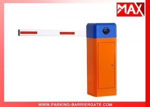China AC Motor Smart Parking Barrier , Parking Lot Gate Systems For Security System on sale