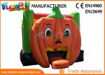 Mini Inflatable pumpkin bounce house For Public / Festival Activity