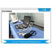6.5 KG Notebook 2D / 3D Hospital Color Doppler Ultrasound Scanner For Human