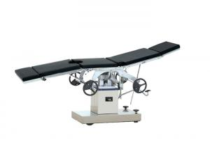 China Hand Drive Ophthalmic Surgical Operating Table Stainless Steel Chassis And Platform on sale
