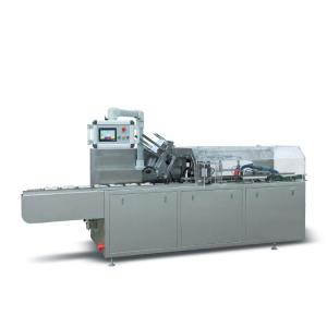 China Tissue Carton Fast Speed Automatic Cartoning Machine Packaging Line Low Noise on sale