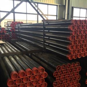 China Wireline Heat Treatment  HWT /  Q Series Geological Core Drilling Rod And Casing Tubes on sale