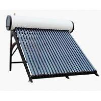 Non-pressurized Solar Power Water Heater With 0.4mm Thickness Inner Tank With OEM