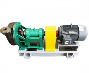 China Horizontal Industrial Chemical Pumps , Self Balanced High Pressure Chemical Pump on sale