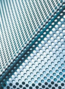 China Round Hole Perforated Metal for Sieves,Ventilation,Protection,Facades,Sunshades,Walkways on sale