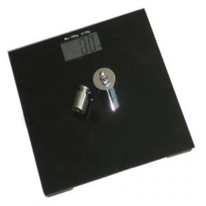 China LCD display household weight watchers Electronic Bathroom Scale with 150kg capacity on sale