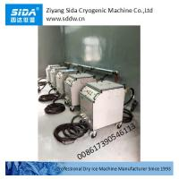 Sida Kbqx-30dg single hose standard dry ice blasting machine for industrial cleaning