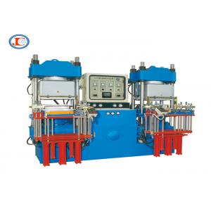 China Custom Rubber Compression Moulding Machine , 400 Ton Hydraulic Rubber Press Machine on sale