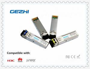China SFP-1GE-SX-C 1000base-SX 850nm 500m LC Juniper Optical Fiber Transceiver on sale