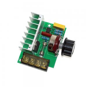 4000W 0-220V AC Voltage Arduino Sensor Module Regulator Motor Speed