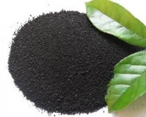 China Adhesive Crude Coal Tar Powder Chemical Auxiliary Agent 110 - 115℃ Softening Point on sale