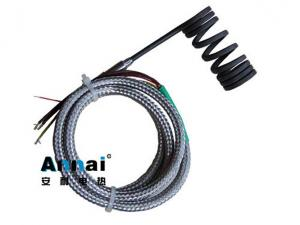 China Hot Runner Coil Heater with J Type Thermocouple on sale